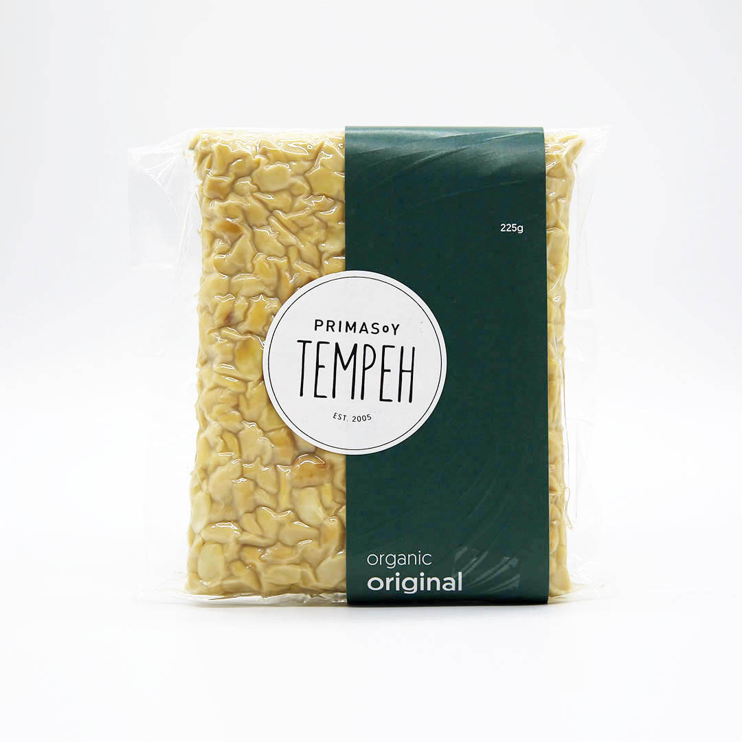 Tempeh – Original Plain 225g