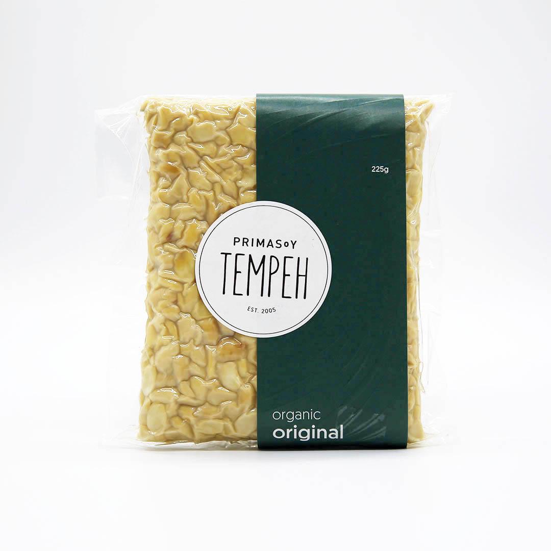 Tempeh – Original Plain 225g