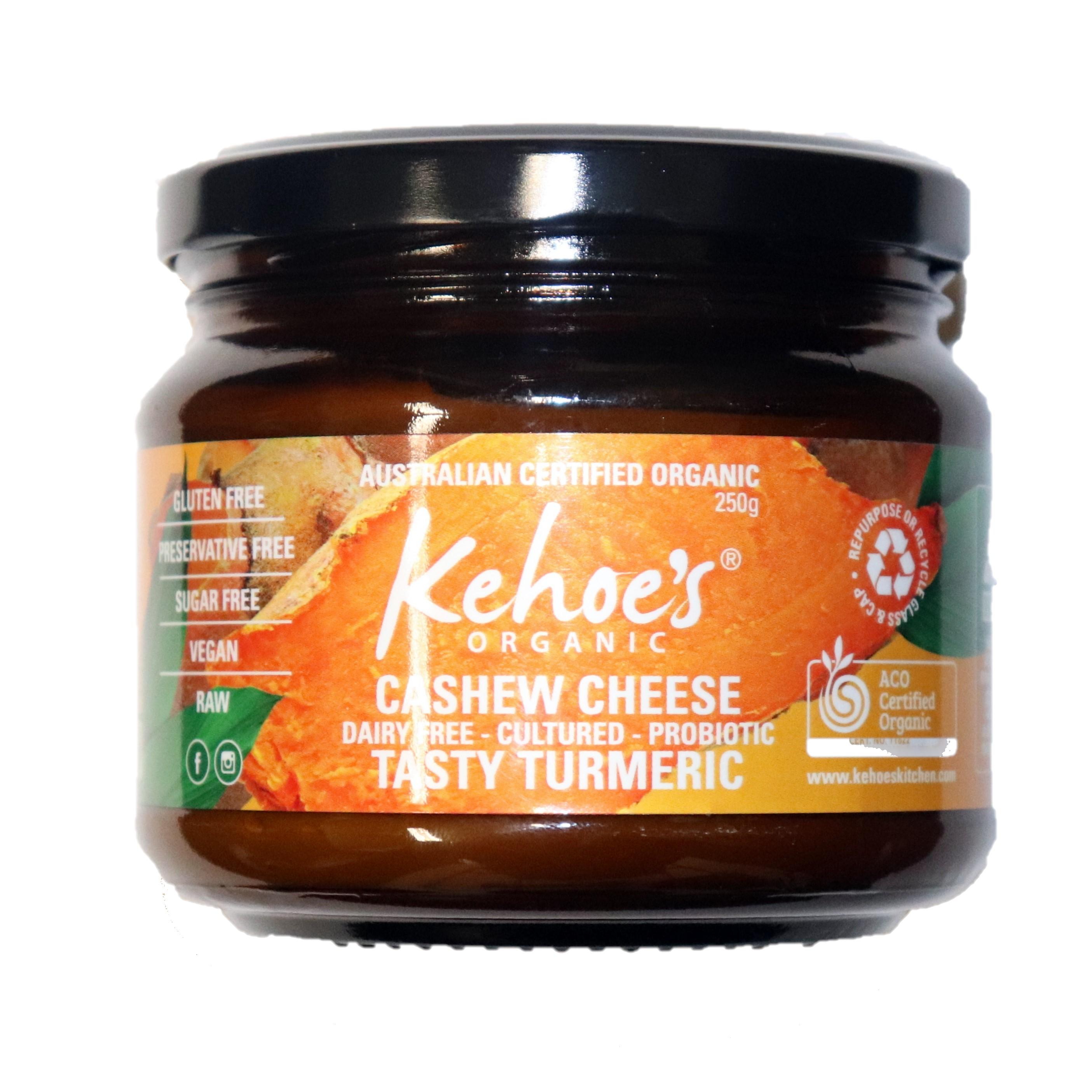 Cashew Cheese Dip – Tasty Turmeric 250g