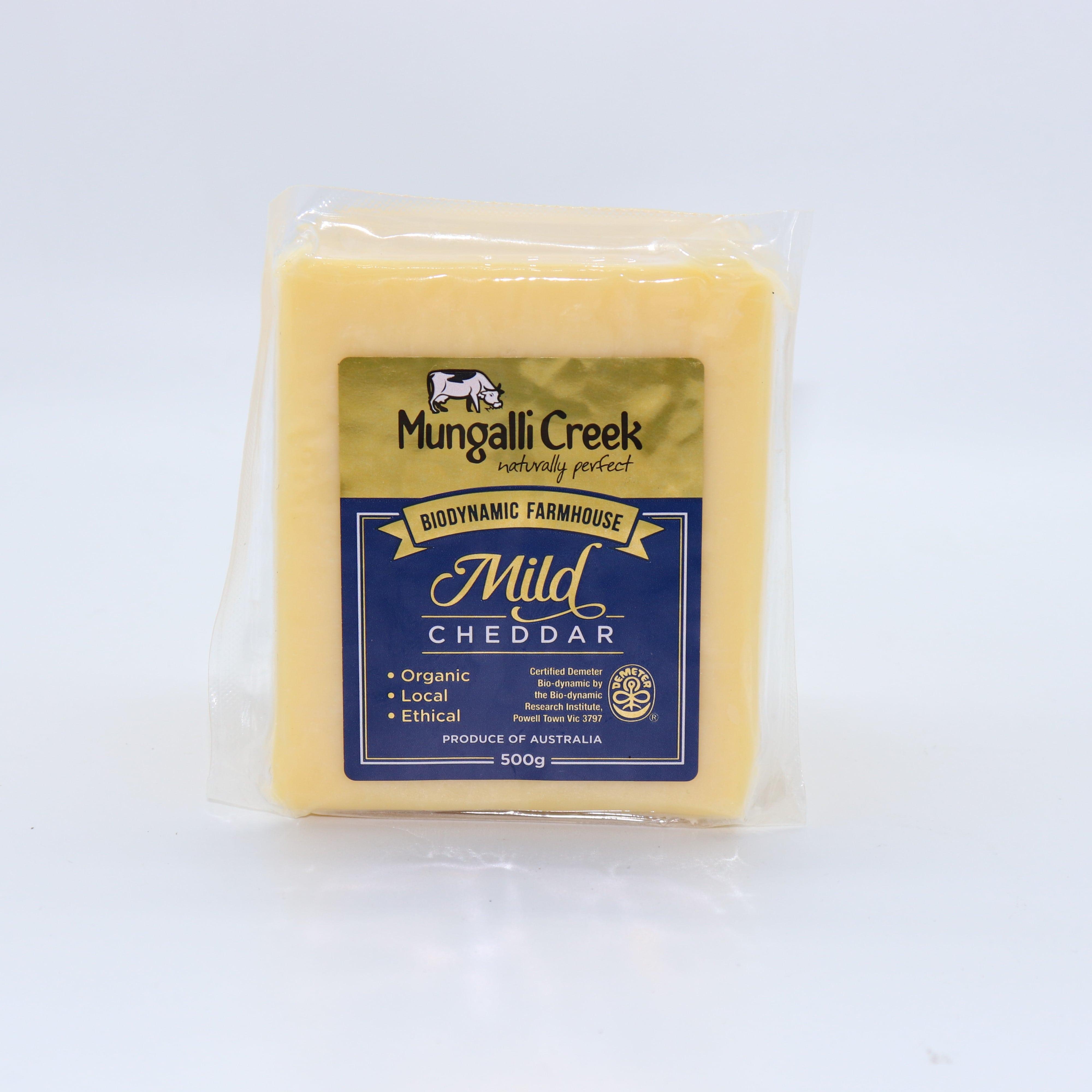 Cheese Cheddar Mild 500g