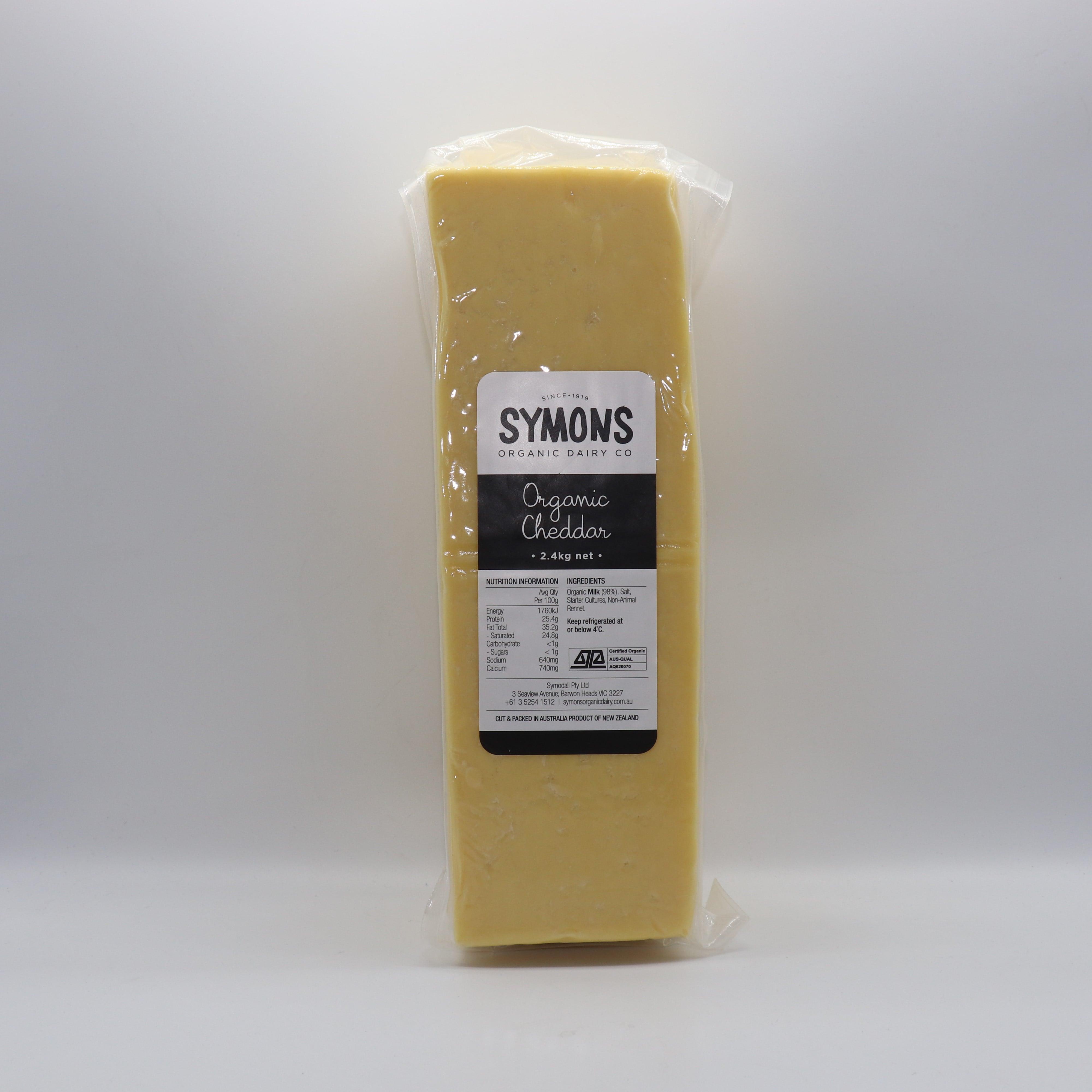 Cheddar 2.4kg