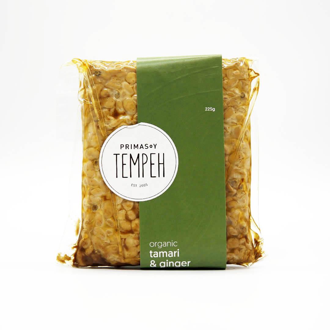 Tempeh – Tamari & Ginger 260g