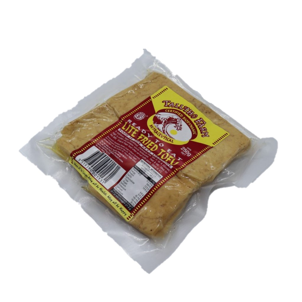 Tofu – Ready to Eat Lite Fried 250g