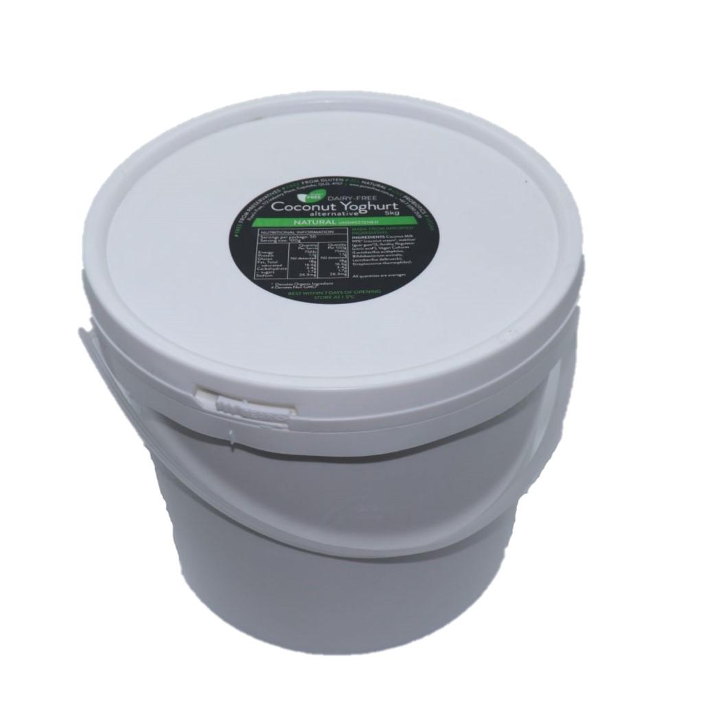 Coconut Yoghurt – Natural 5kg