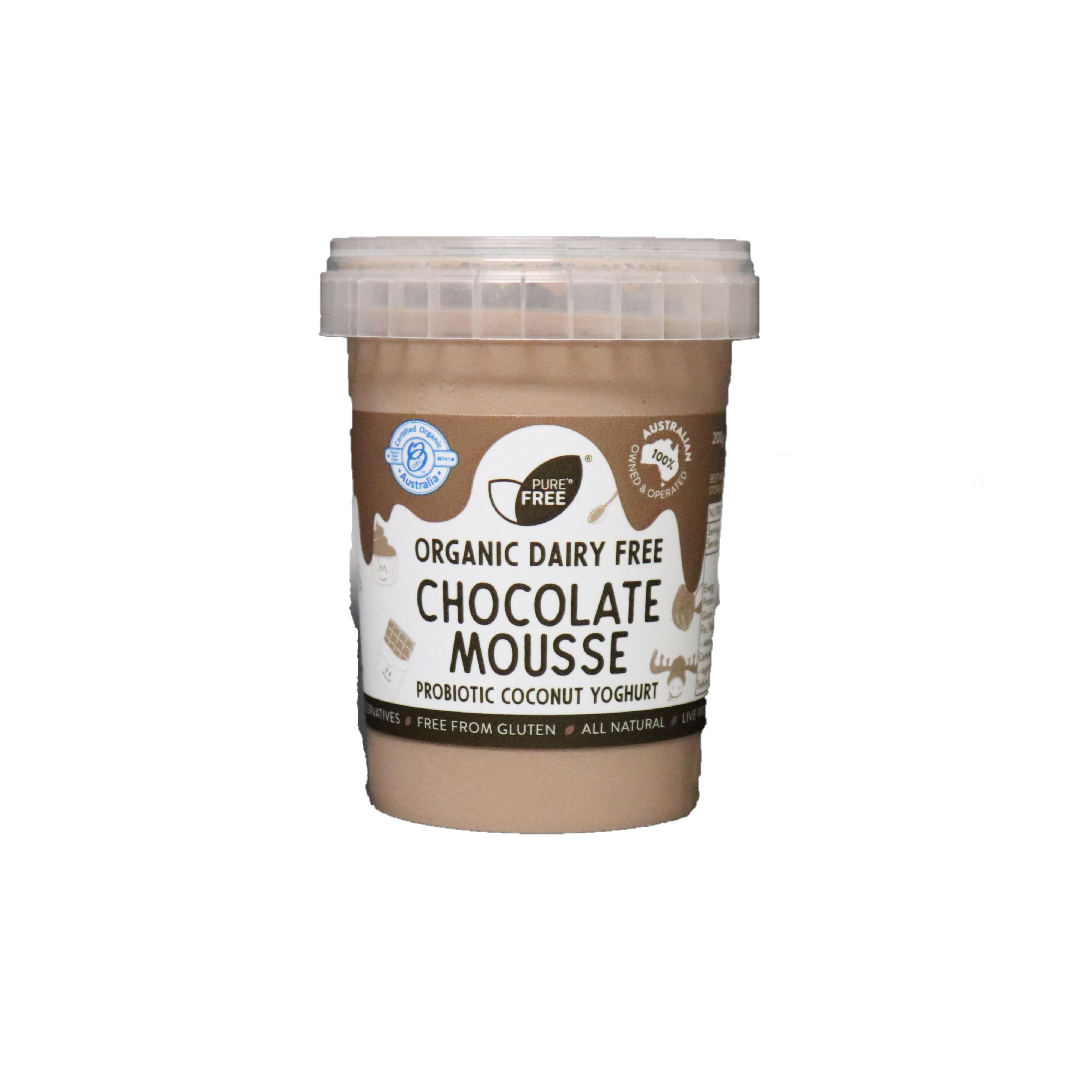 Coconut Yoghurt – Chocolate 200g