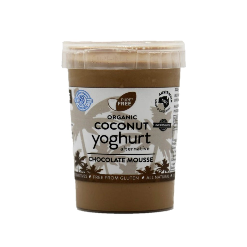 Coconut Yoghurt – Chocolate 200g