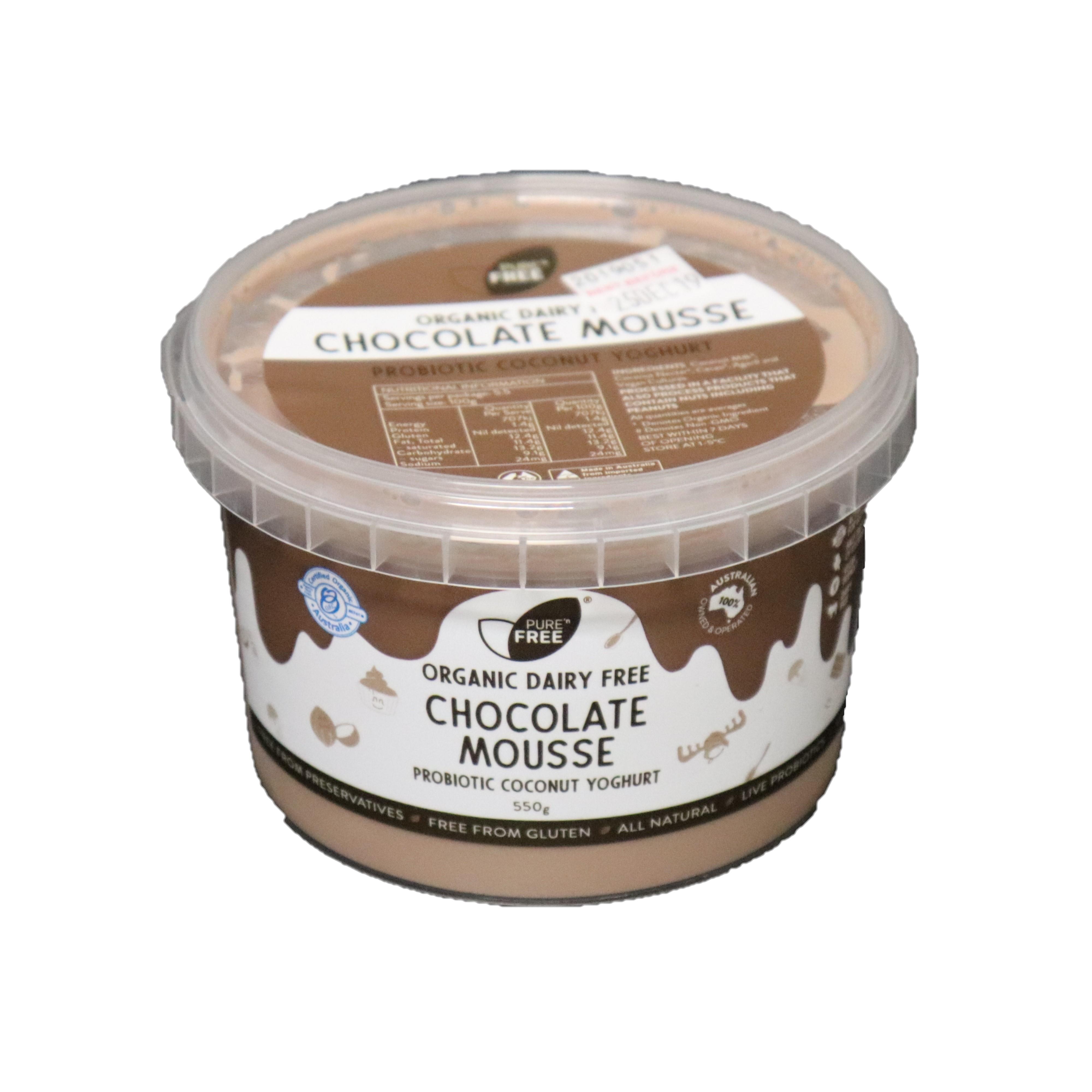 Coconut Yoghurt – Chocolate 550g