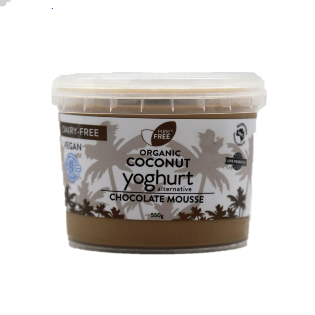 Coconut Yoghurt – Chocolate 550g