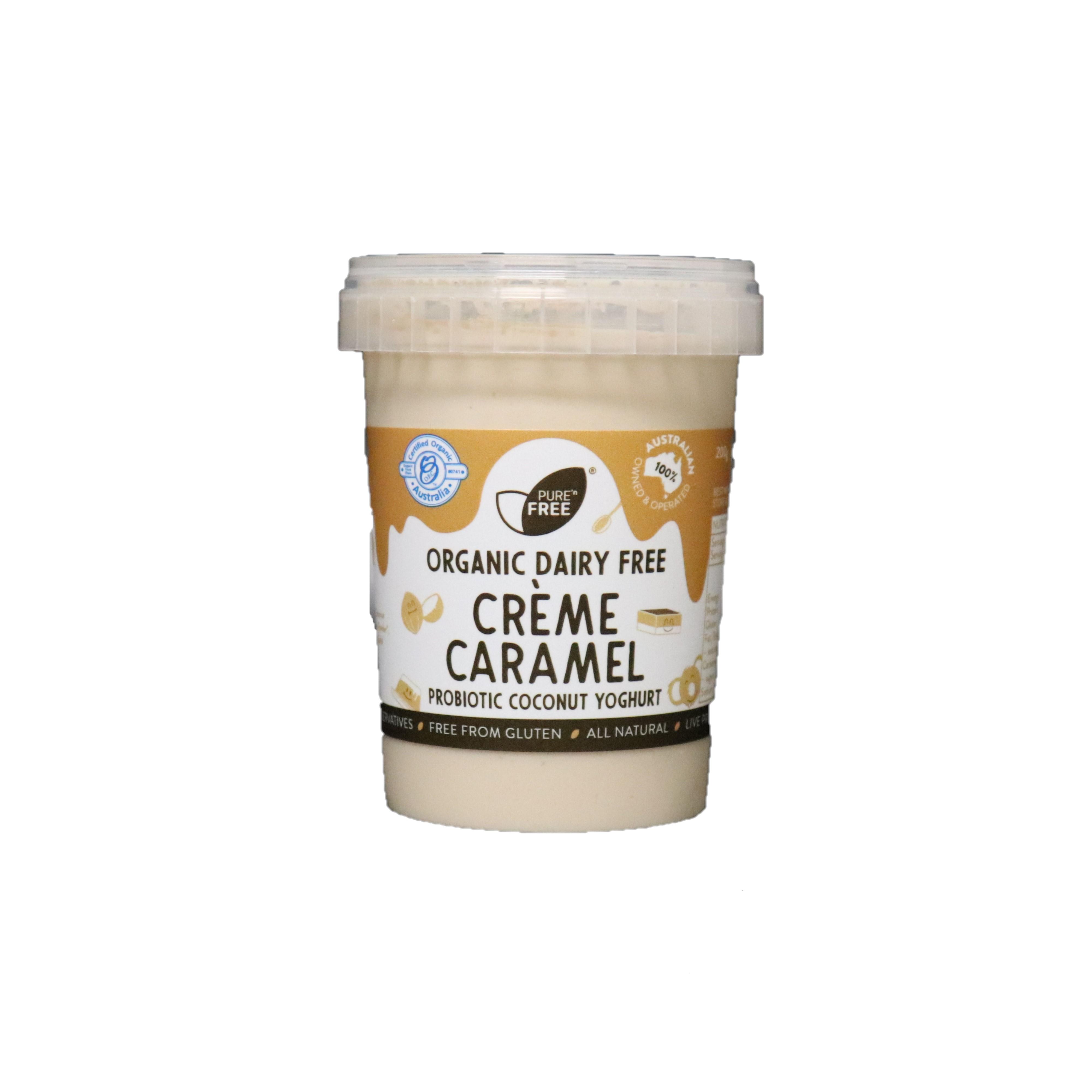 Coconut Yoghurt – Caramel 200g
