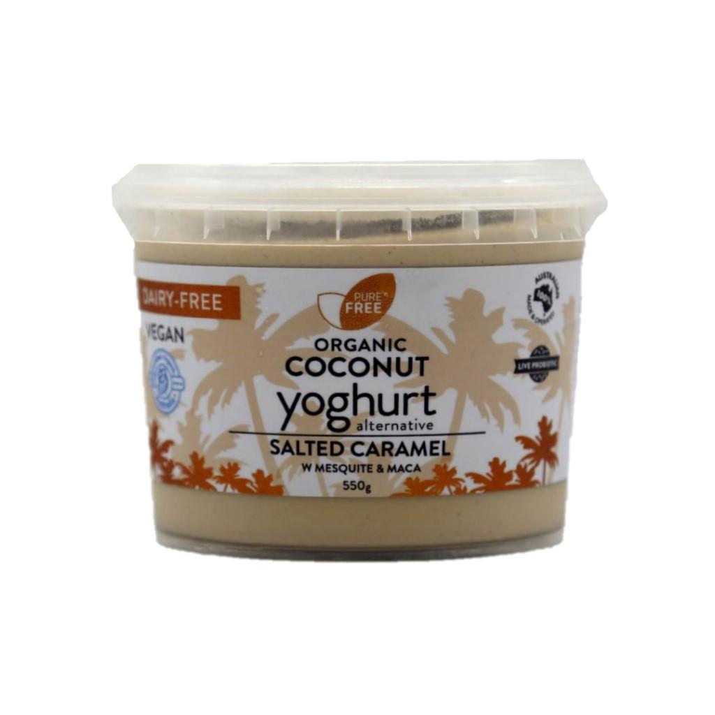Coconut Yoghurt – Caramel 550g