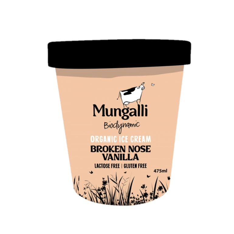 Ice Cream – Broken Nose Vanilla 475ml