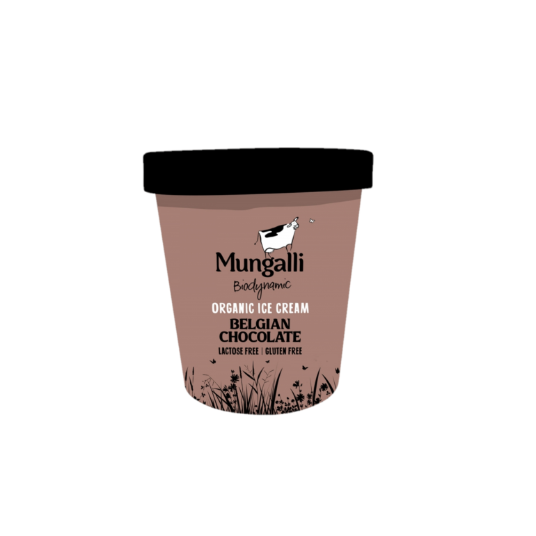 Ice Cream – Belgian Chocolate 110ml