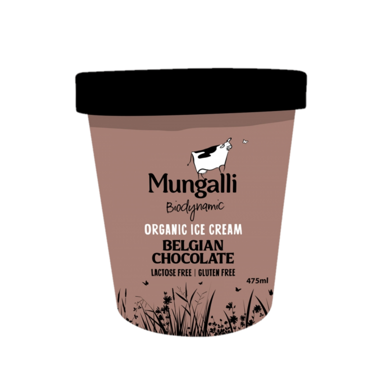 Ice Cream – Belgian Chocolate 475ml