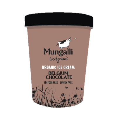 Ice Cream – Belgian Chocolate 1L