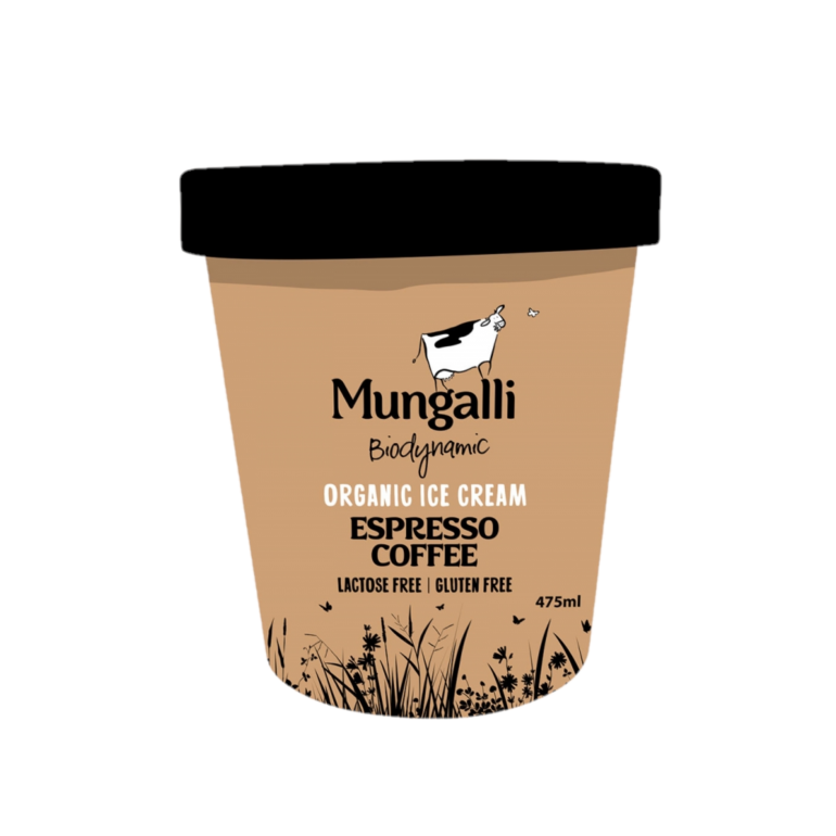Ice Cream – Espresso Coffee 475ml