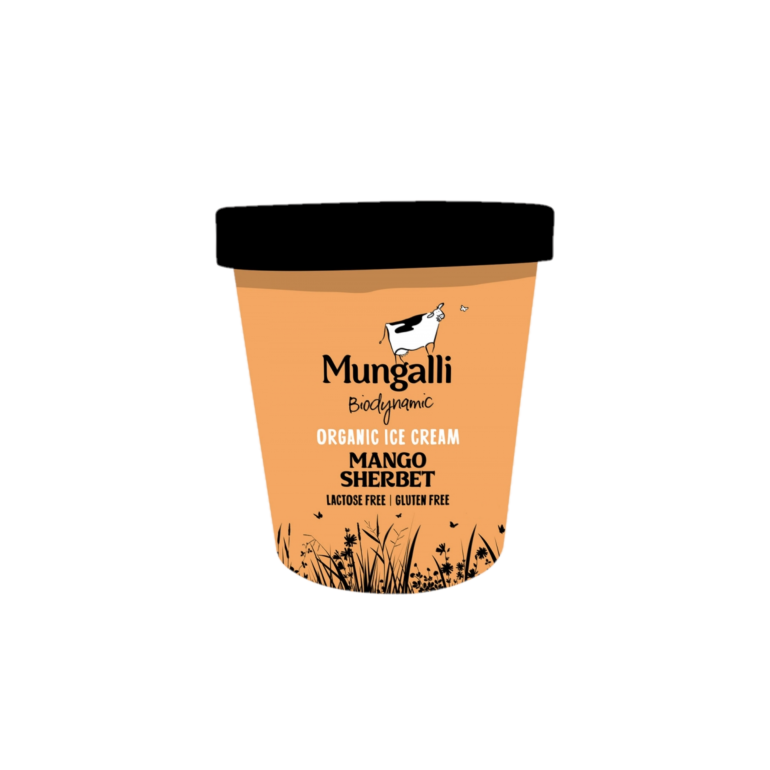 Ice Cream – Mango Sherbert 110ml