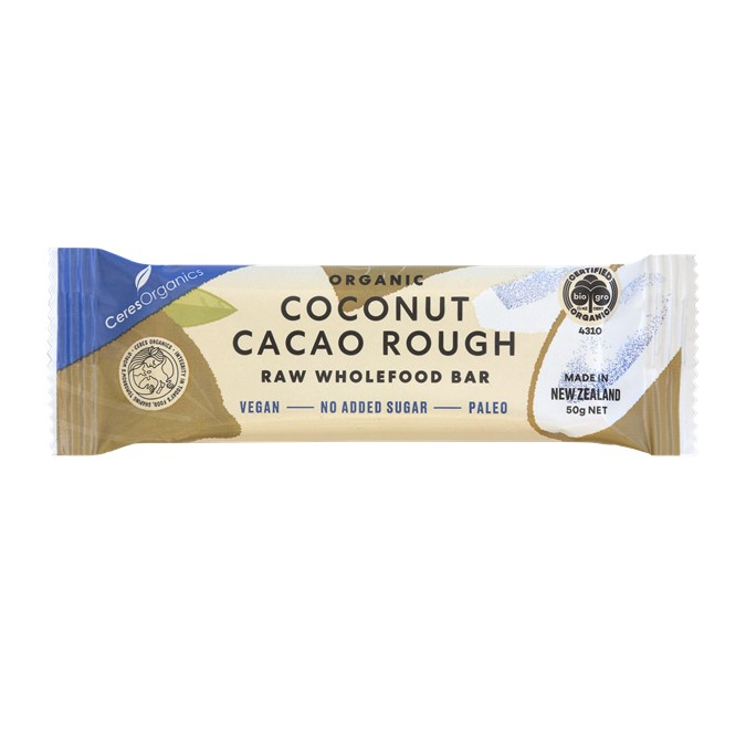 Raw Bar – Organic Cocao Rough 16x50g