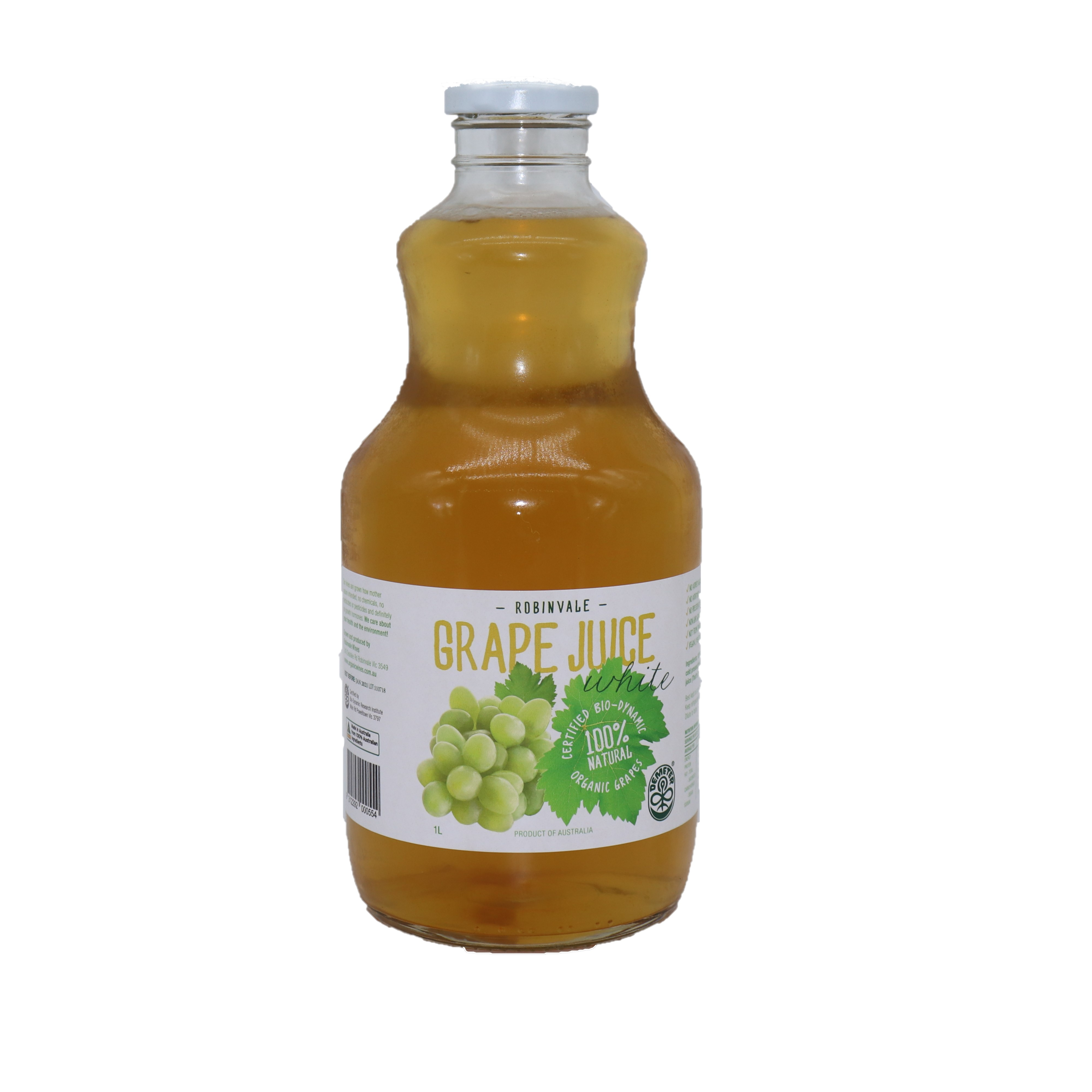 Juice – White Grape 8x1L