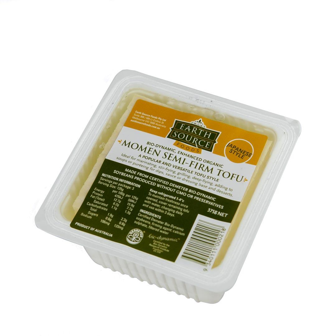 Tofu – Momen Semi Hard 375g
