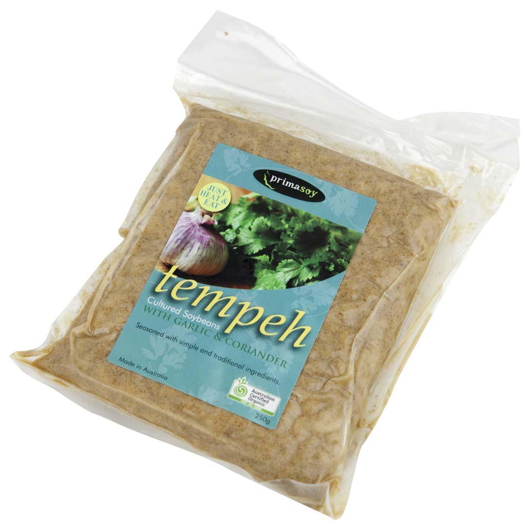 Tempeh – Garlic & Coriander 260g