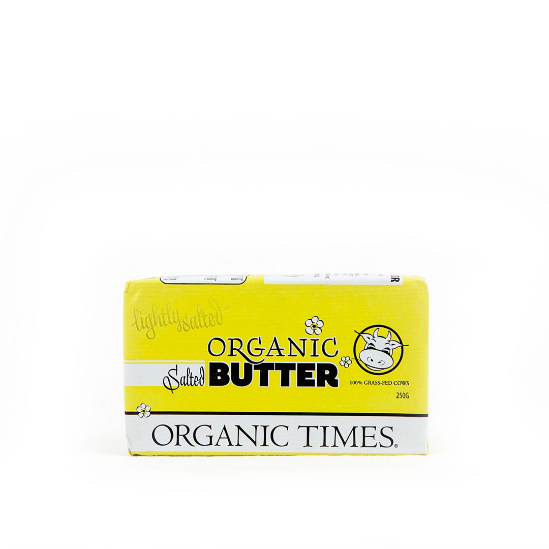 Butter – Salted 24x250g
