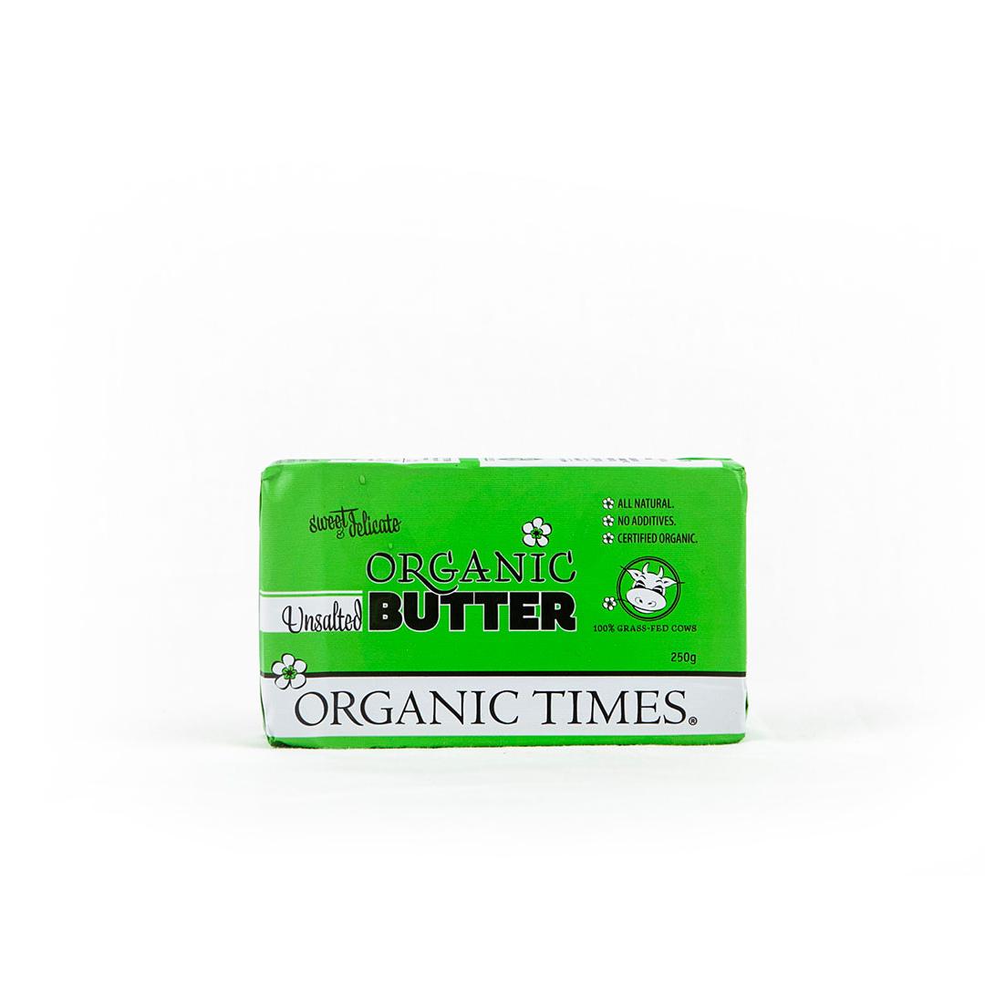 Butter – Unsalted 24x250g