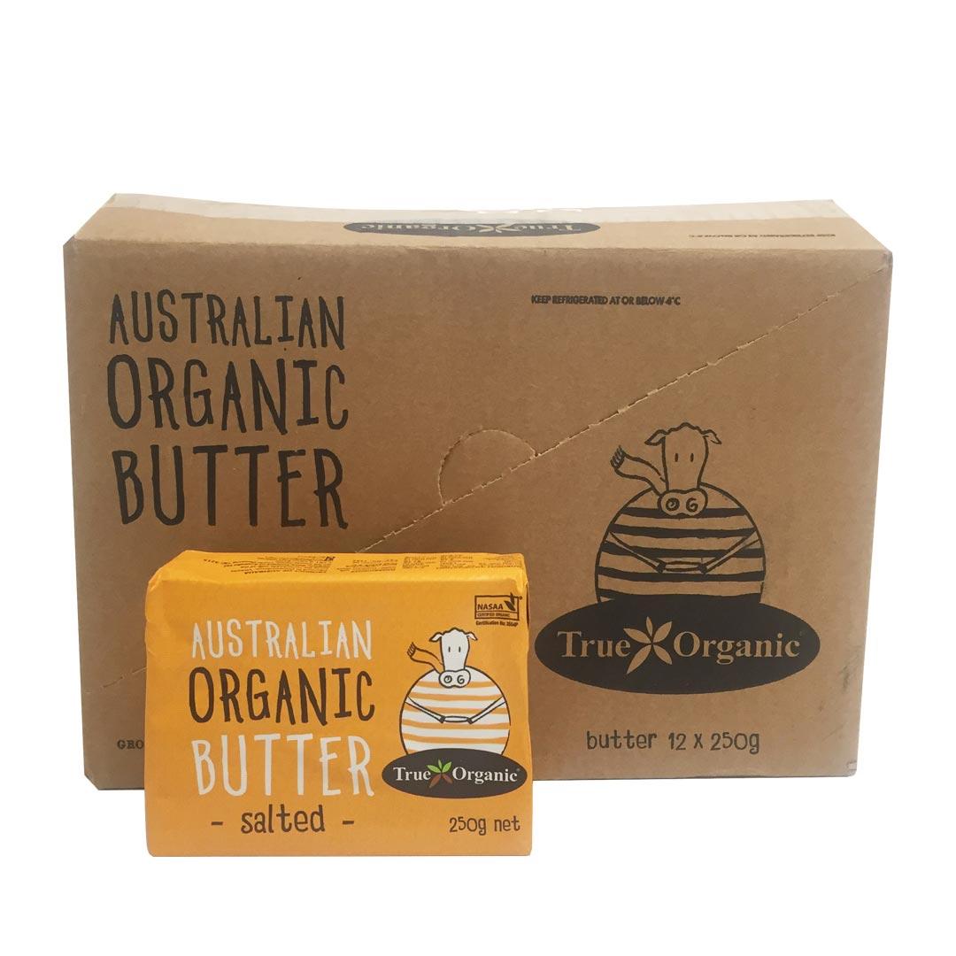 Butter – Salted 12x250g