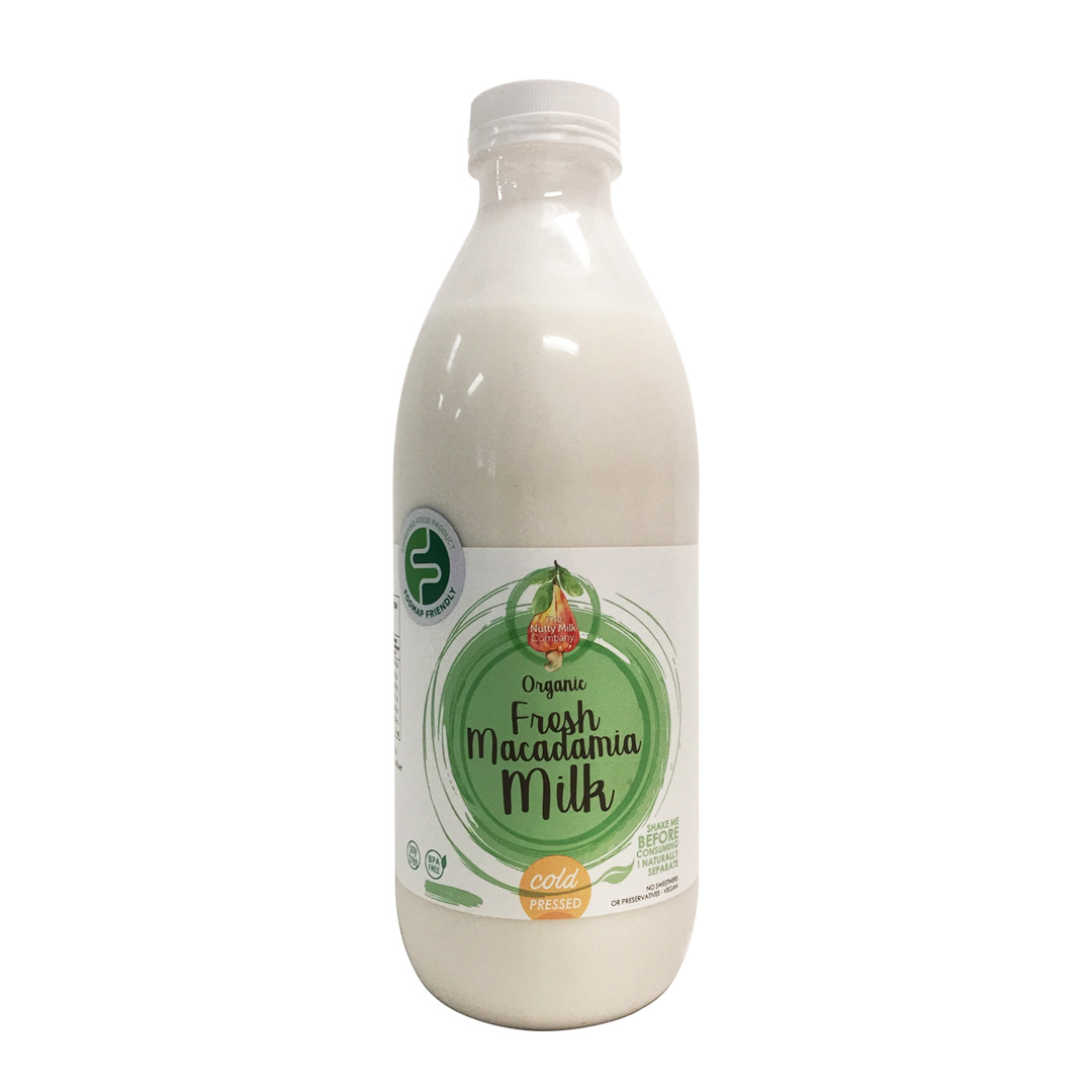 Macadamia Milk 750ml