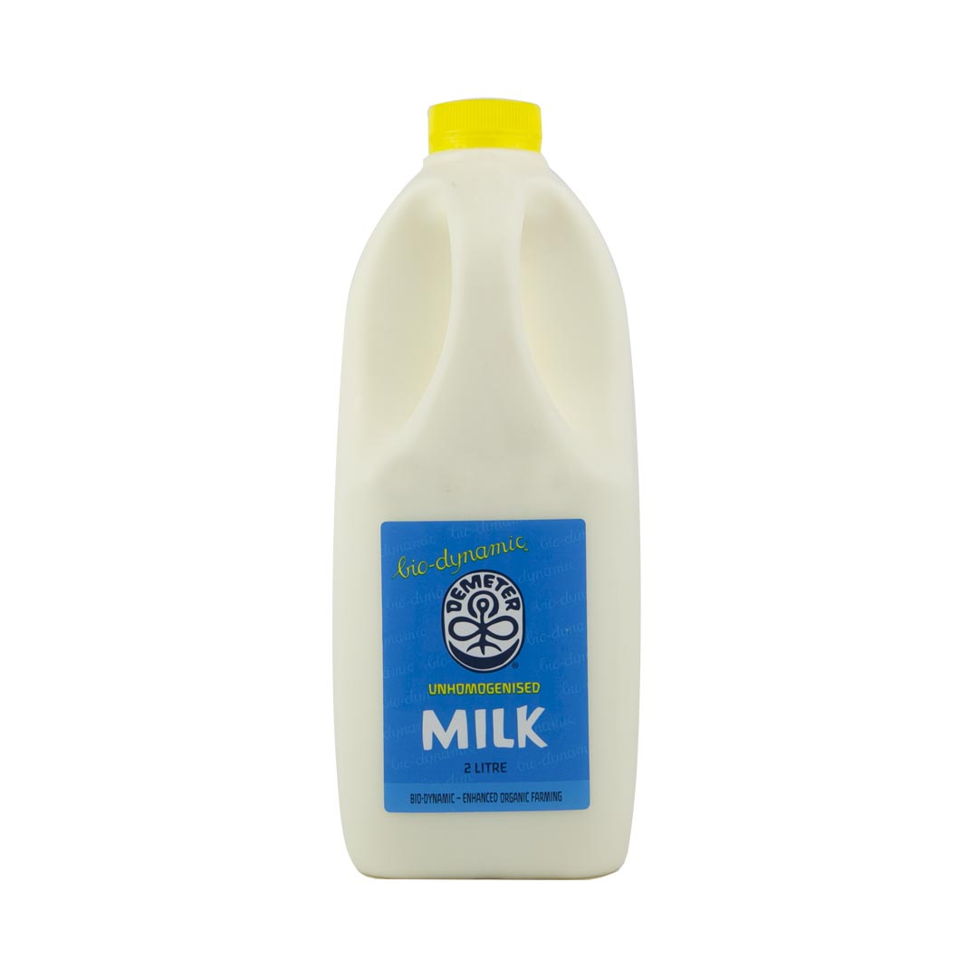 Milk – Unhomogenised 6x2l
