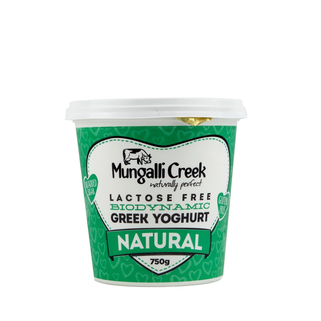 Yoghurt – Greek Natural 750g