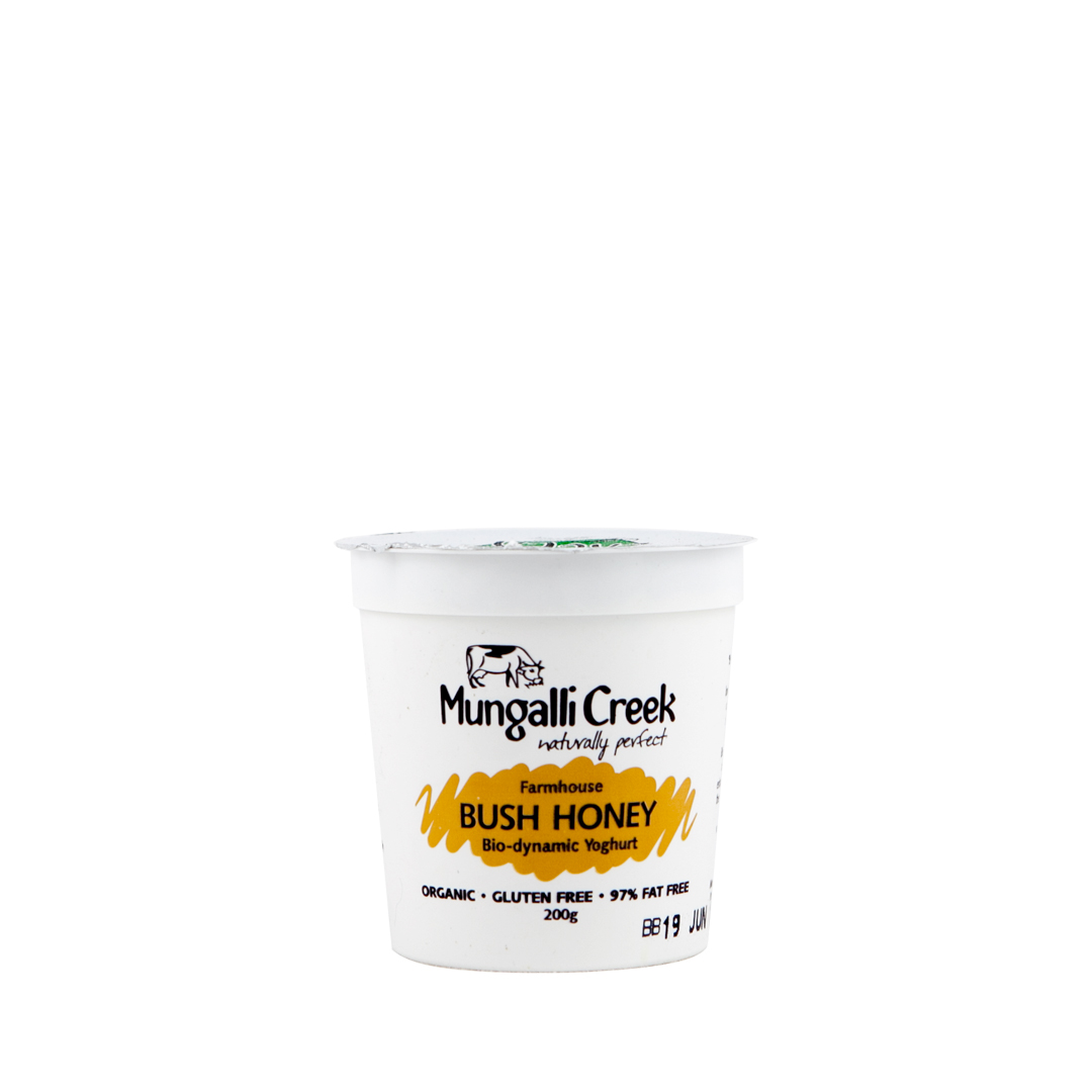 Yoghurt – Bush Honey 200g