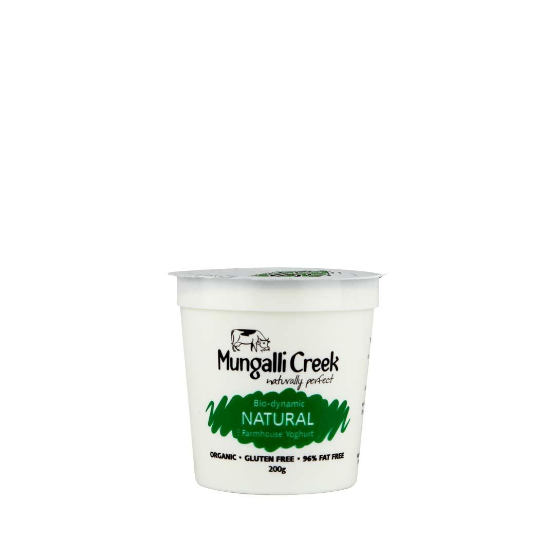 Yoghurt – Natural 200g