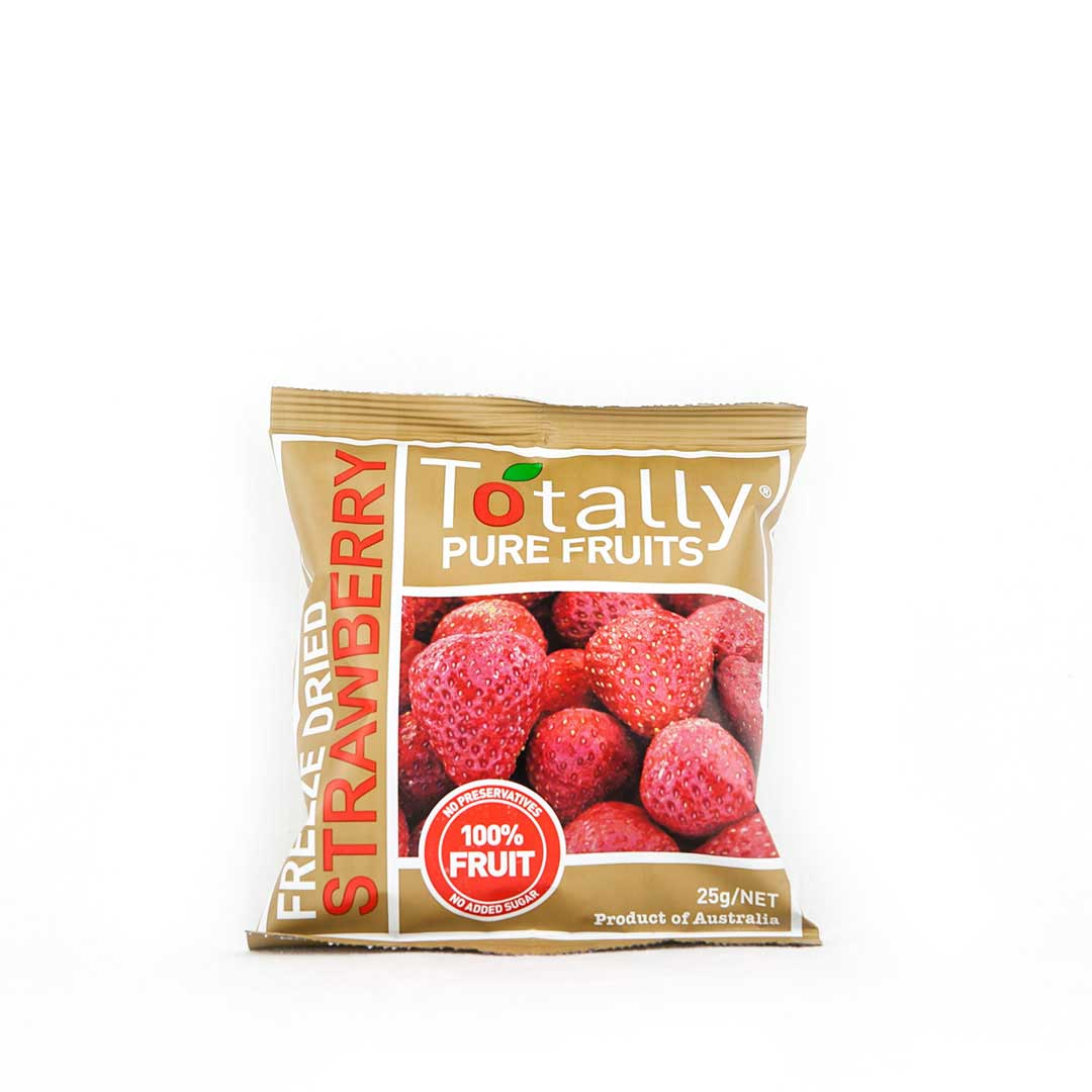 Snap Dried Strawberry 25g