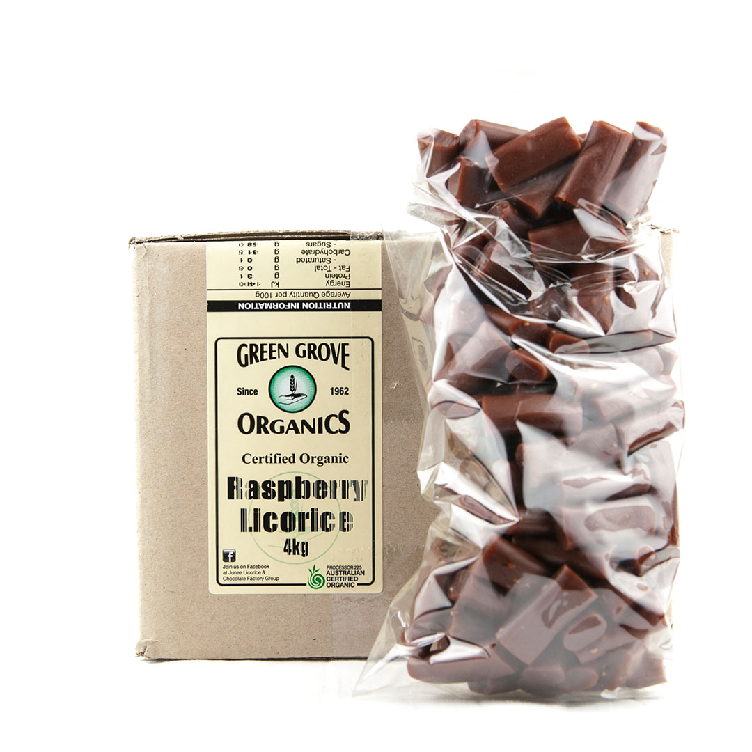 Licorice – Raspberry 4kg