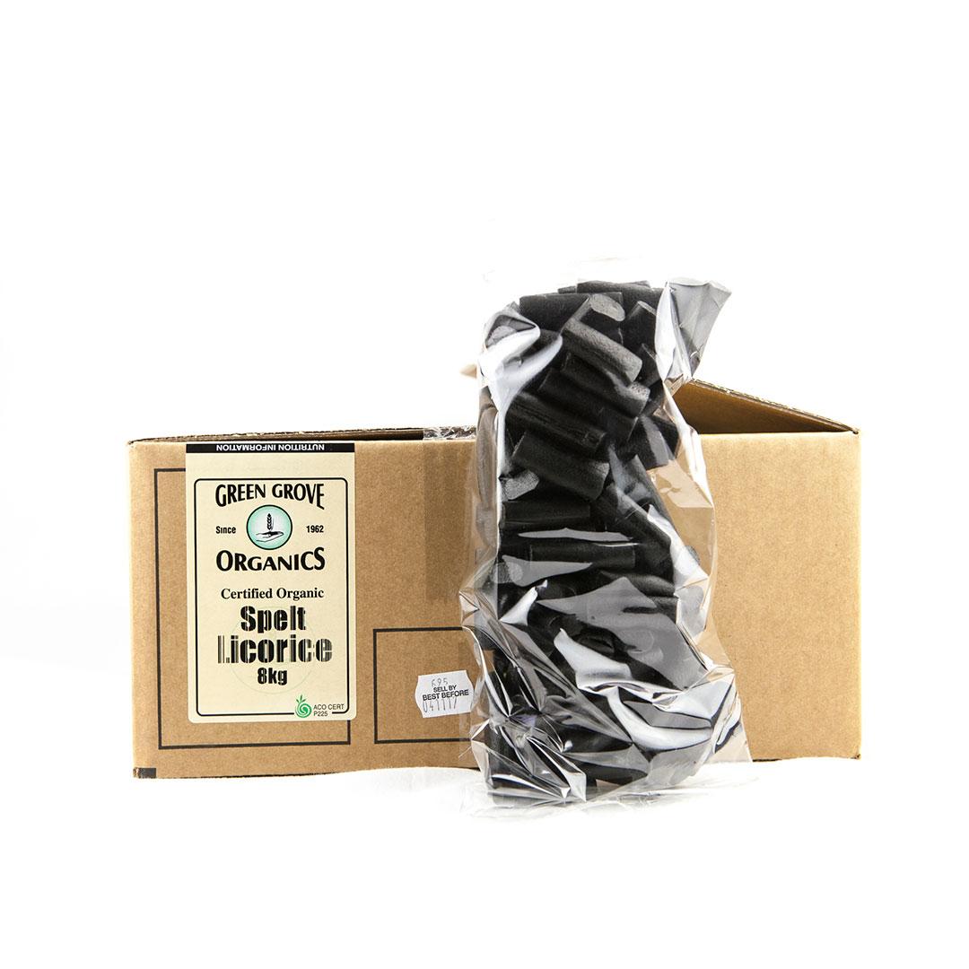 Licorice – Spelt 8kg