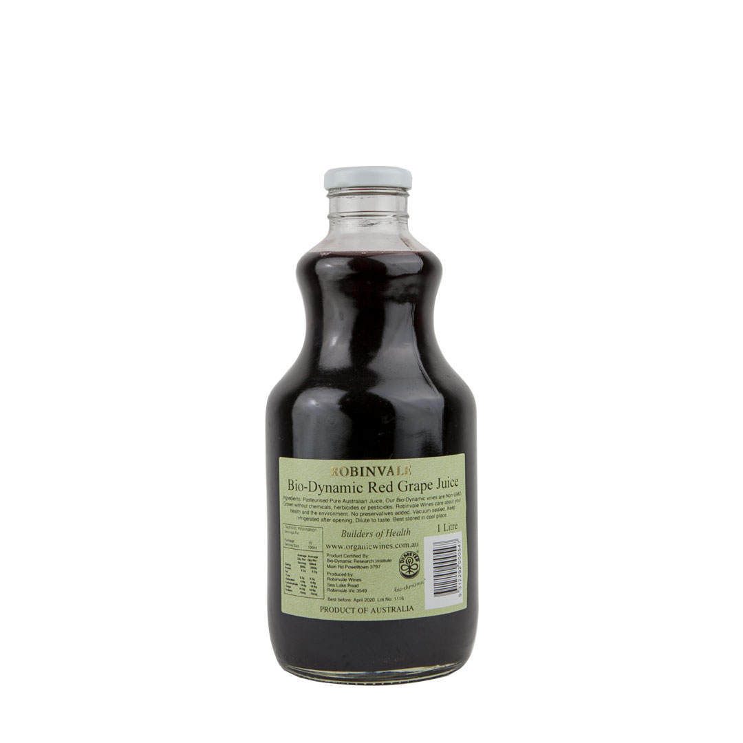 Juice – Red Grape 8x1L