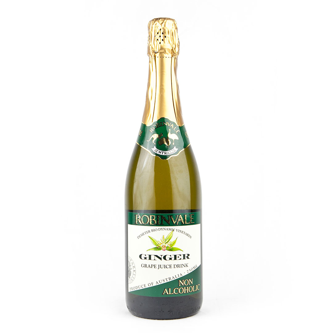 Sparkling Juice – Ginger 750ml