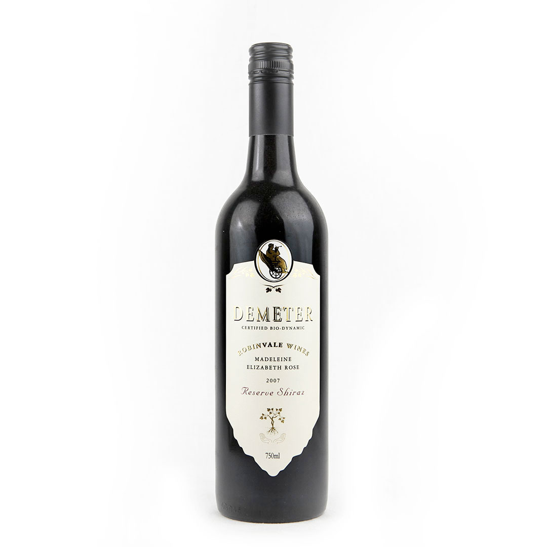 2007 Shiraz 750ml