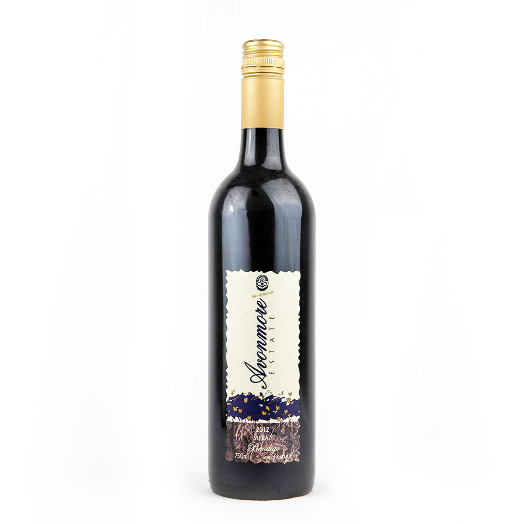 2012 Shiraz 750ml