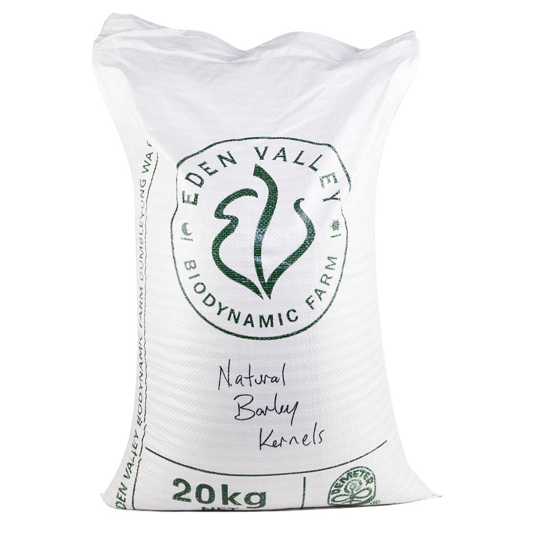 Barley – Natural Kernels 20kg