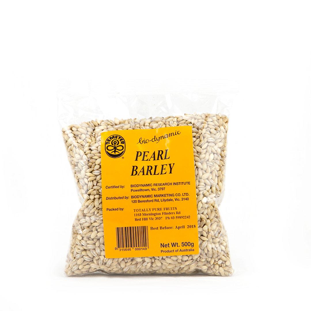 Barley – Pearl 500g