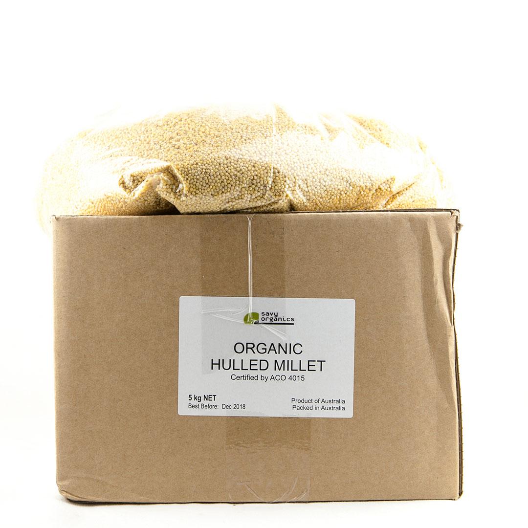 Millet – Hulled 5kg