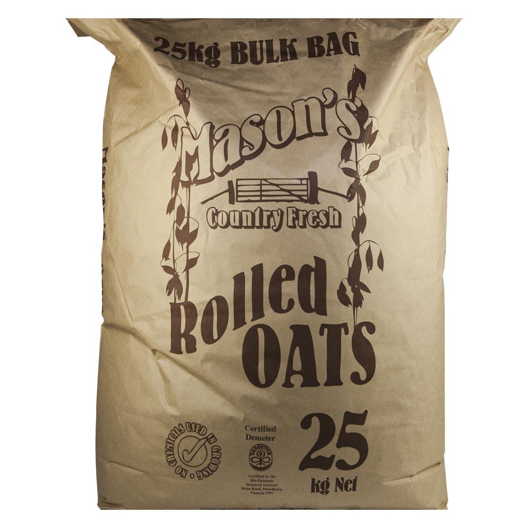 Oats – Rolled 25kg