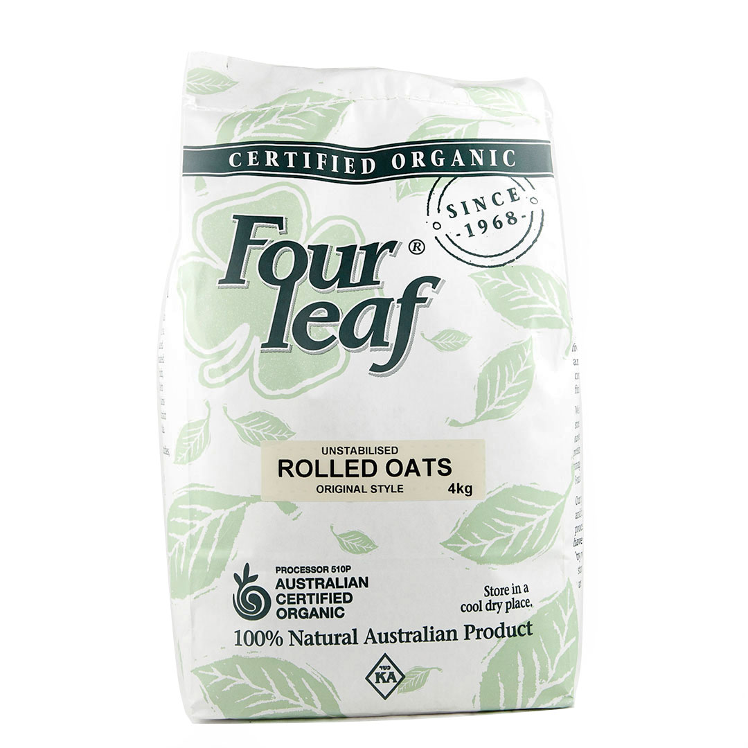 Oats – Rolled 4kg