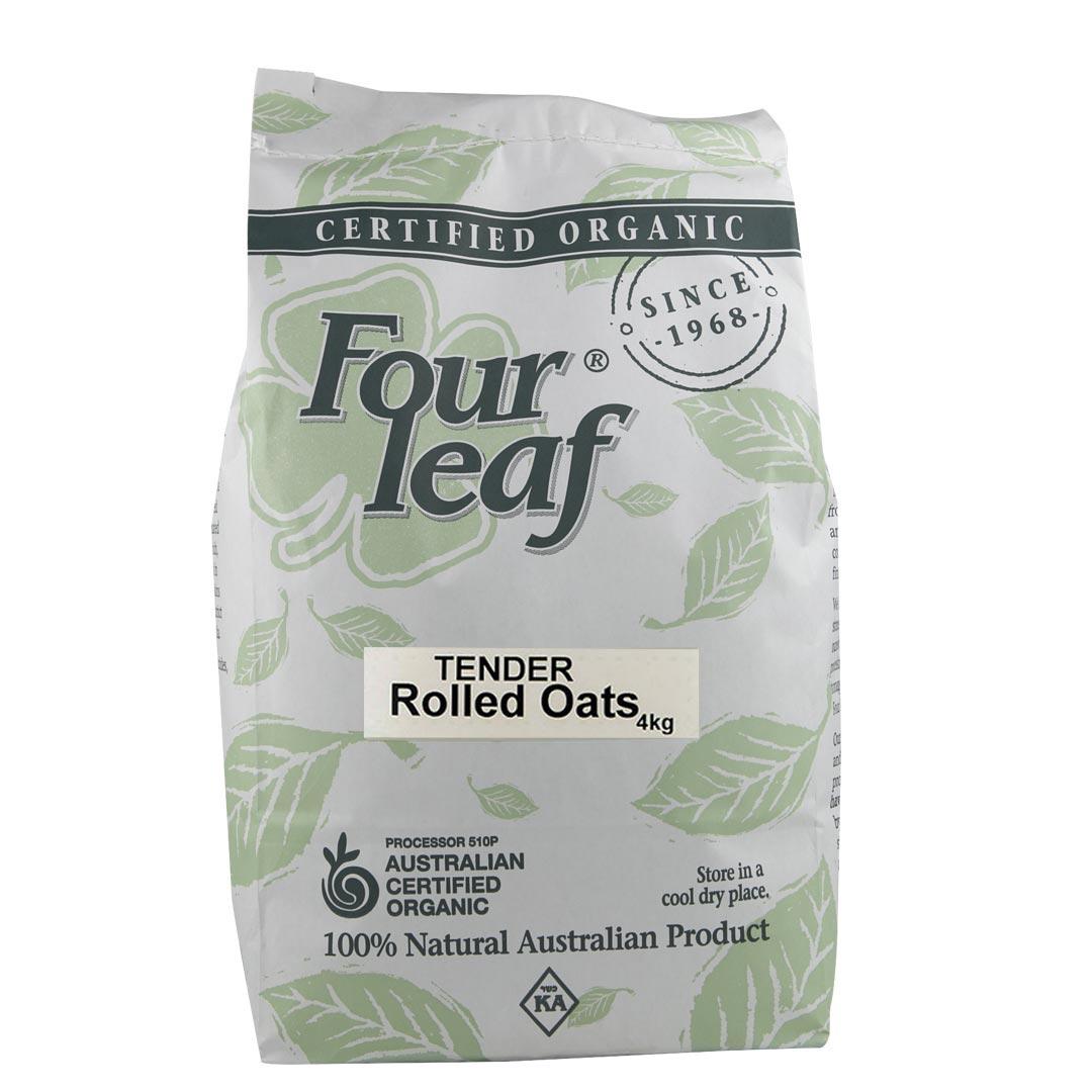 Oats – Tender Rolled 4kg