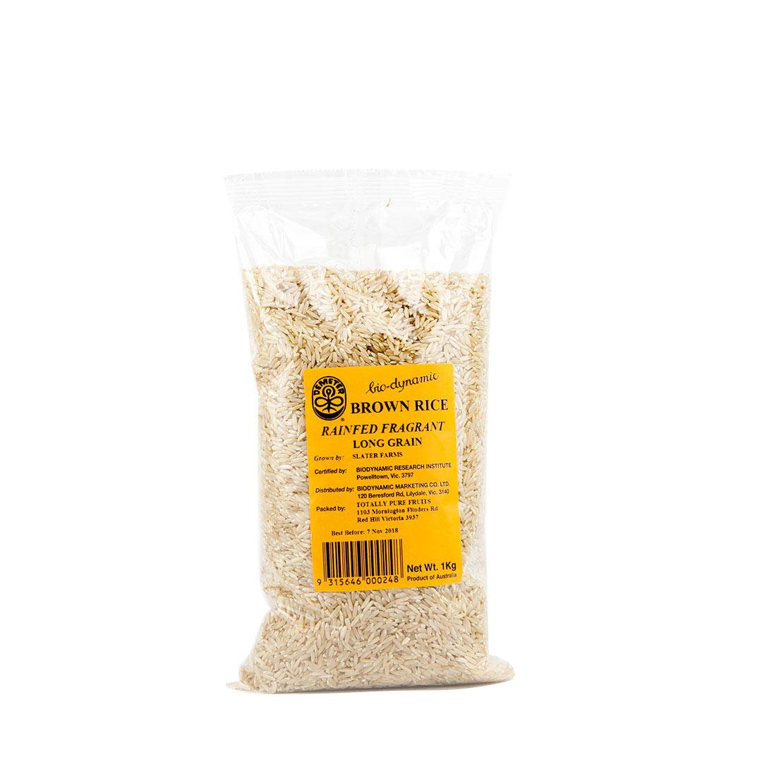 Rice – Fragrant Brown 1kg