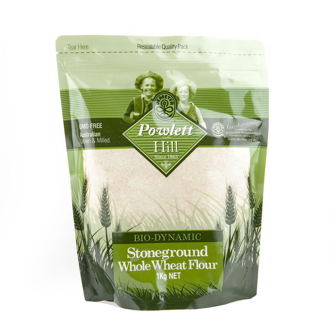 Flour – Wholegrain Wheat 1kg