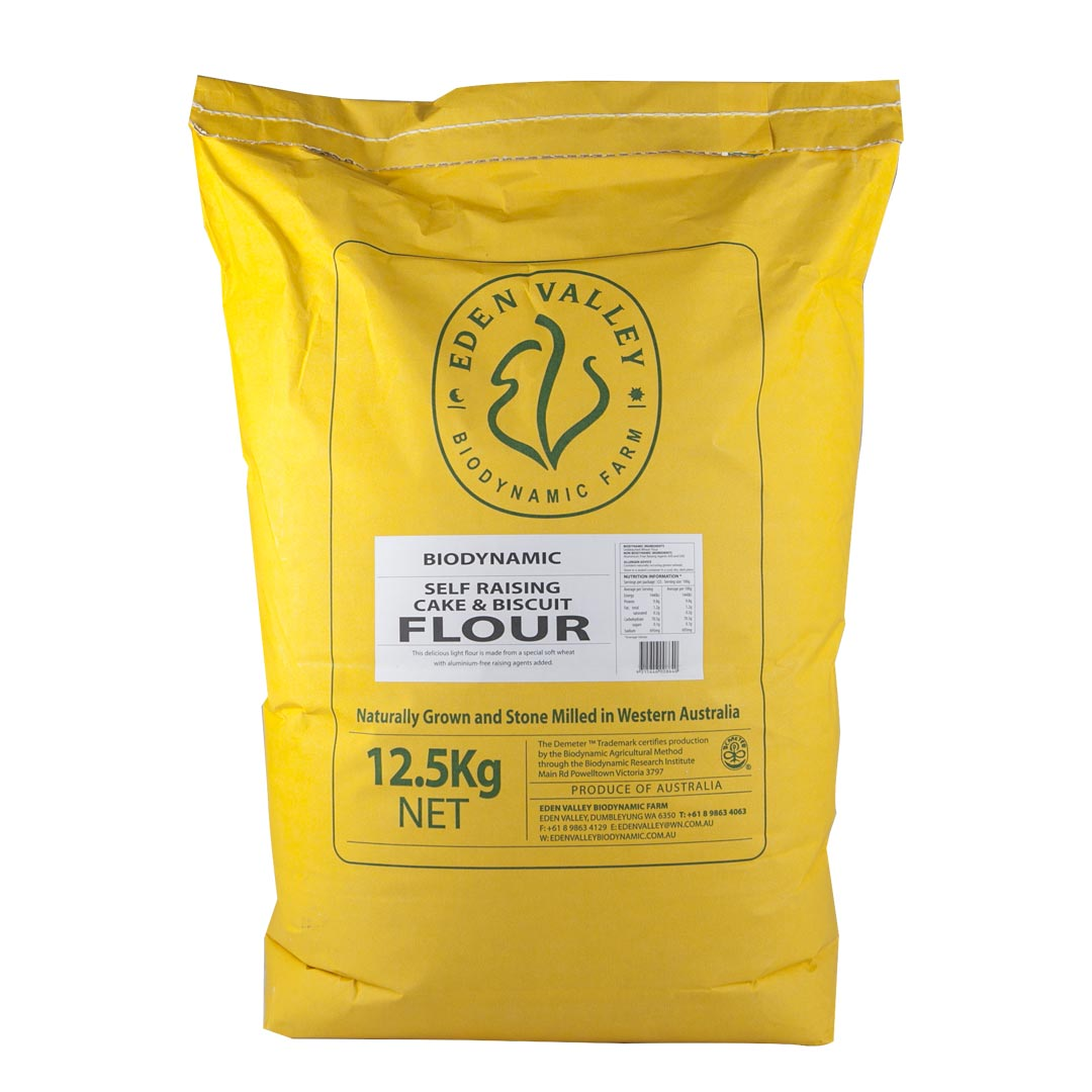 Flour – White Self-raising 12.5kg