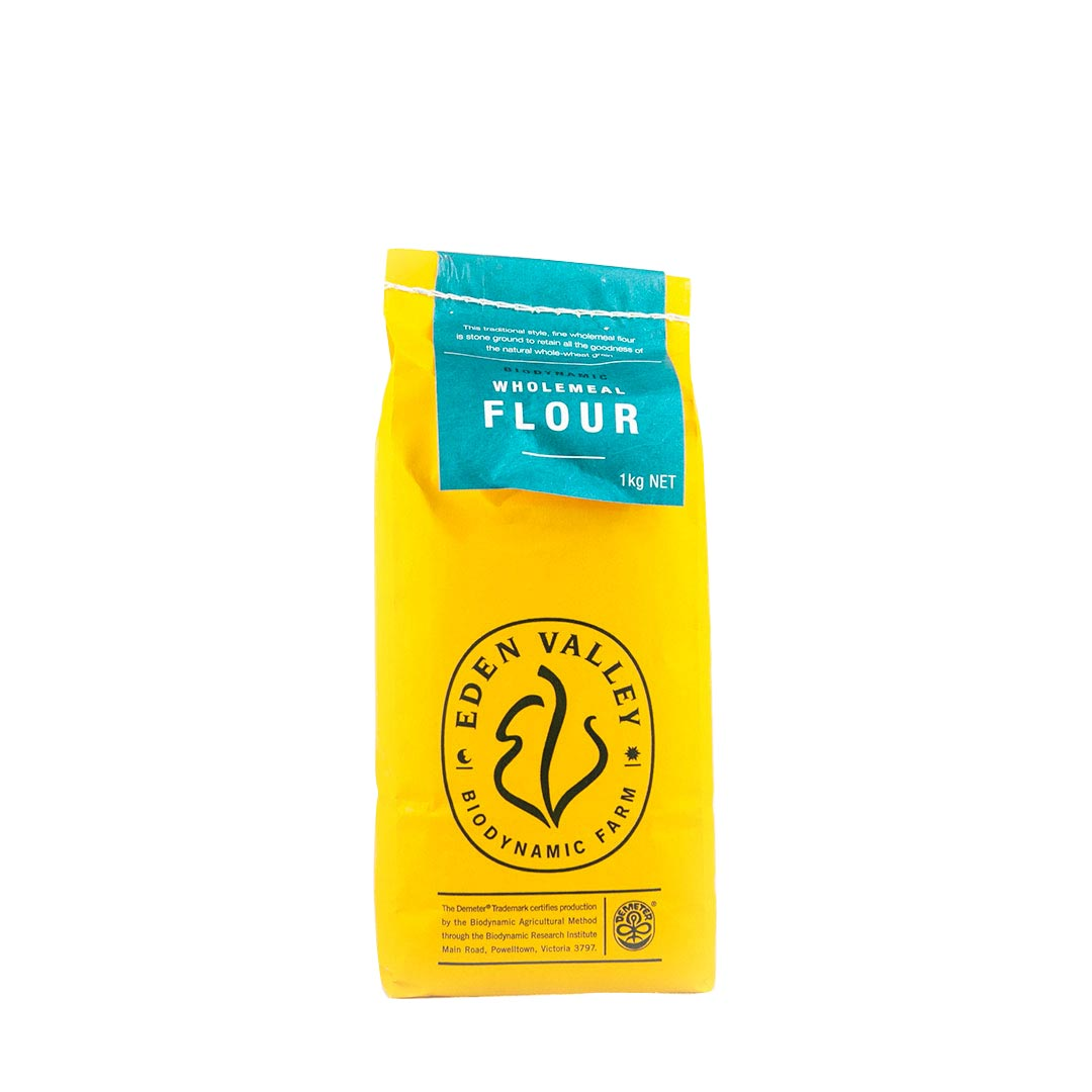 Flour – Wholemeal Wheat 1kg