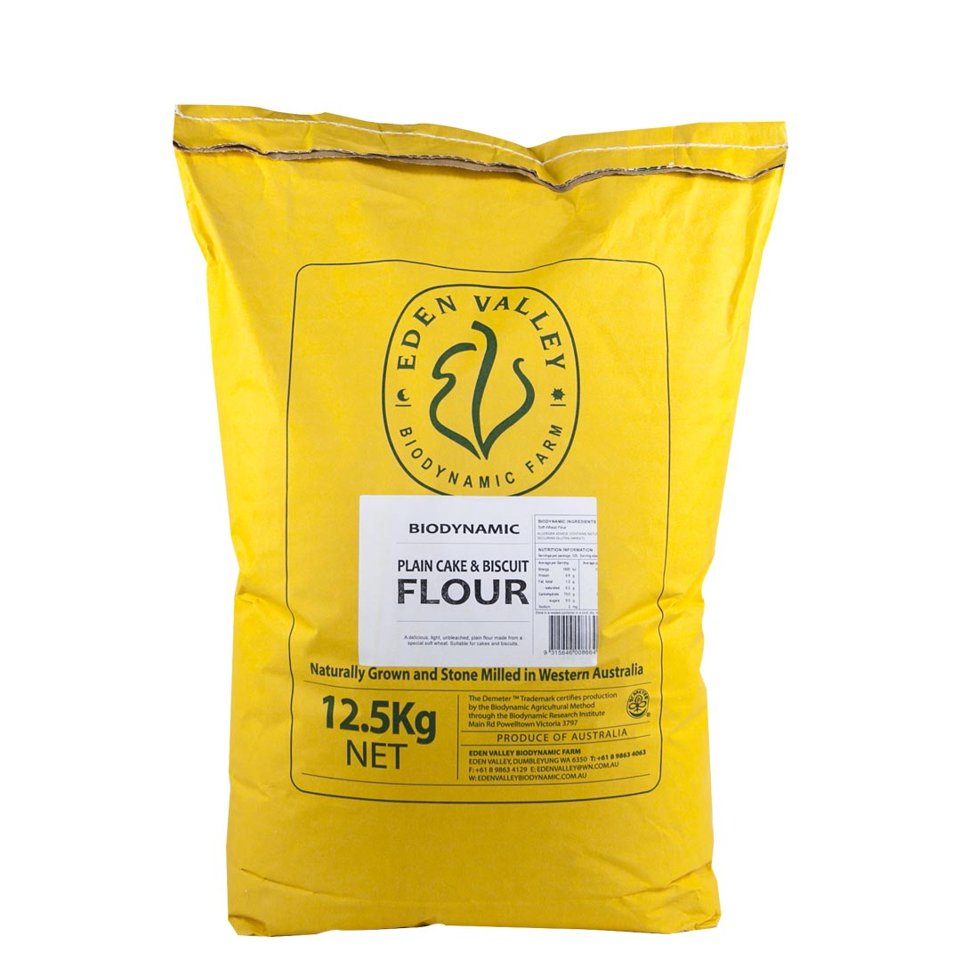 Flour – Plain Cake/Biscuit 12.5kg